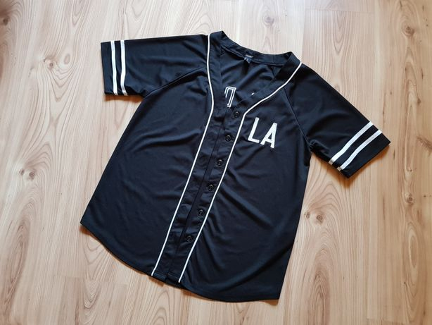 Bluzka damska bejsbolówka, rozmiar S, Forever 21 LA All day