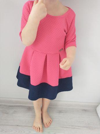 Sukienka rozmiar 92 rozkloszowana suknia