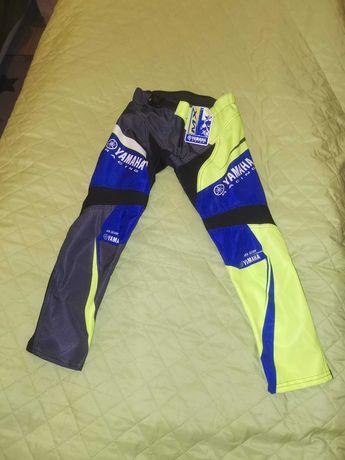 Spodnie motocyklowe Yamaha