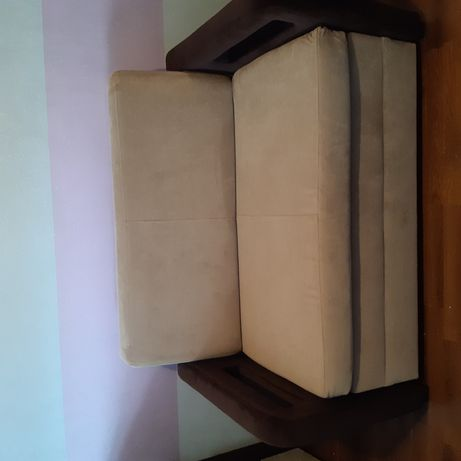 Fotel 2 osobowy rozkładany BODZIO