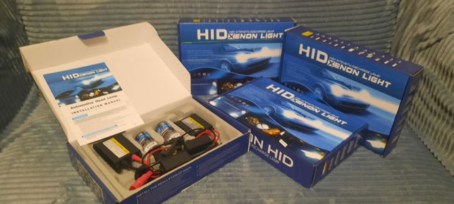 Ксенон комплект, авто свет H1 H7 K6000