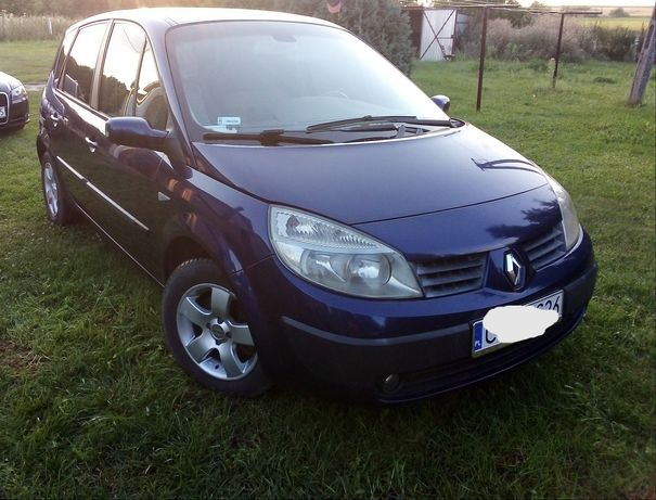 Renault Scenic II 1.5 dci 100KM 2004r