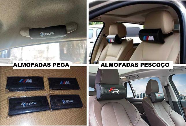 Almofadas cabeça | Almofadas pega | BMW M | AUDI | MERCEDES | SEAT
