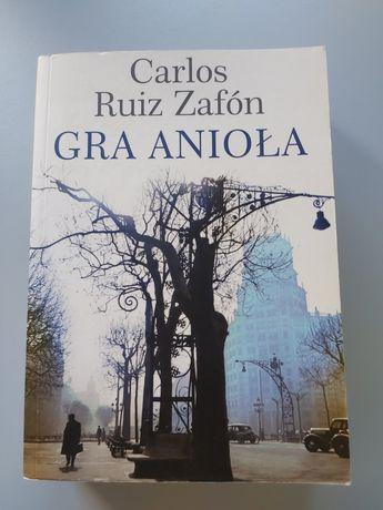 """Carlos Ruiz Zafon """"Gra Anioła"""""""