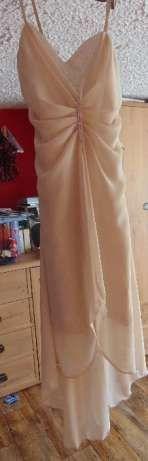 Na ŚLUB cywilny śliczna włoska sukienka Made In Italy uniwersalna