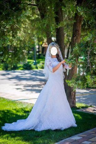 Продам свадебное платье свадебного салона DOMINISS