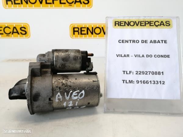Motor De Arranque Chevrolet Aveo / Kalos Hatchback (T250, T255)