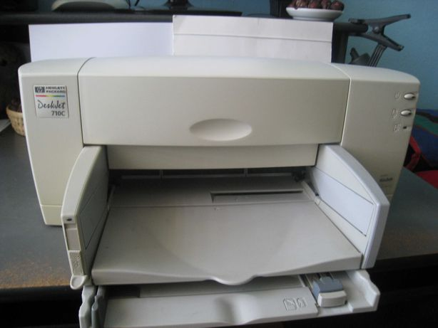 drukarka hp 710 C