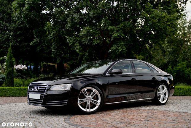 Audi A8 Audi A8 D4 4.2 TDI