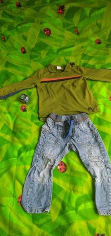 Джинсы и спортивные штаны пакет одежды или отдельно мальчик 2-3 года