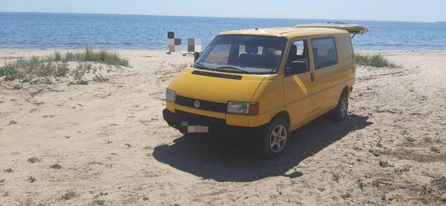 Автомобиль Фольксваген T4 (Transporter) груз-пасс. 1997