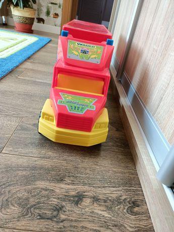Іграшковий автомобіль Wader , грузовик, игрушечный автомобиль