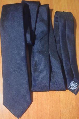 галстук стильный узкий Next