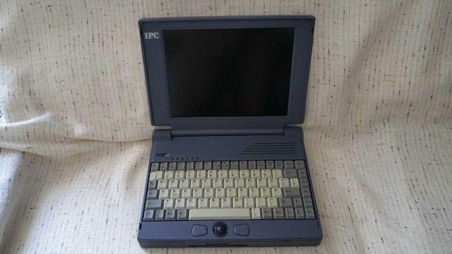 Раритетный  ноутбук  IPC PN486/DSTN.