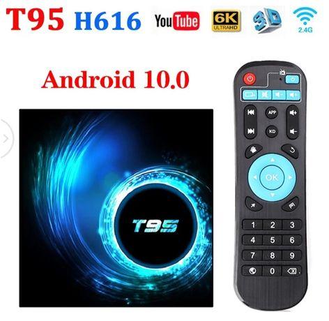 Smart приставка TV Box T95 4/32