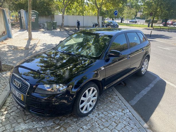 Vendo Audi A3 Sportback 2.0 Tdi 170cv