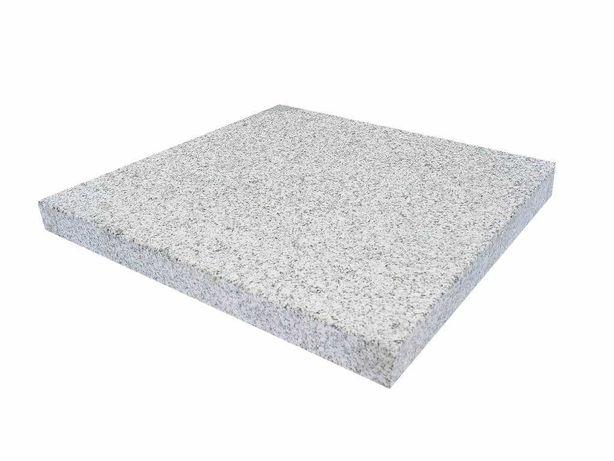 Płyty granitowe na taras szare 60x60x3 48 H