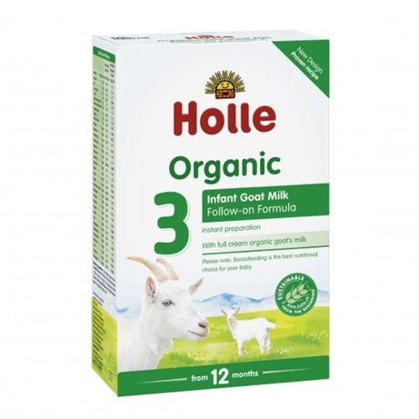 Holle 3 смесь из козьего молока органическая с 12 месяцев