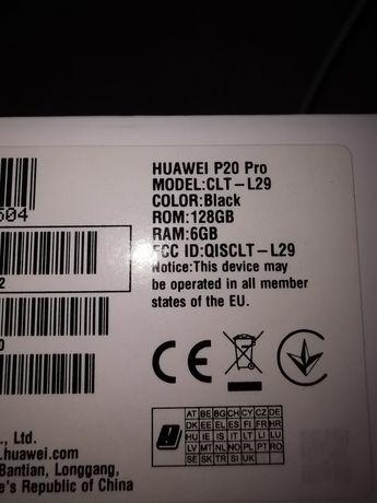 HUAWEI P20 Pro 128gb RAM-6Gb