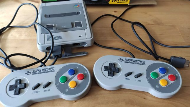 Nintendo Classic SNES Mini