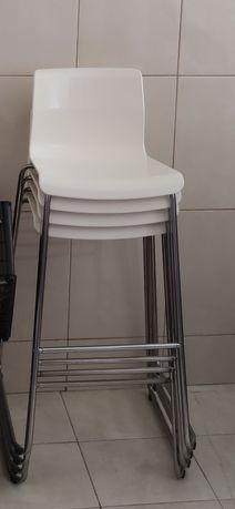 Cadeiras altas 74 cm