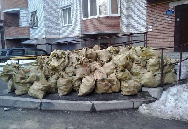 Вывоз мусора строительного, хлама, мебели. Доставка отсев песок щебень