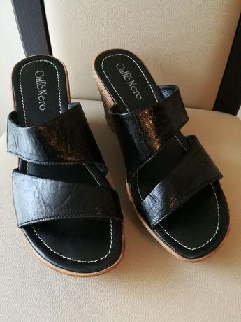 Nowe buty, koturna, Caffe Nero, rozmiar 37