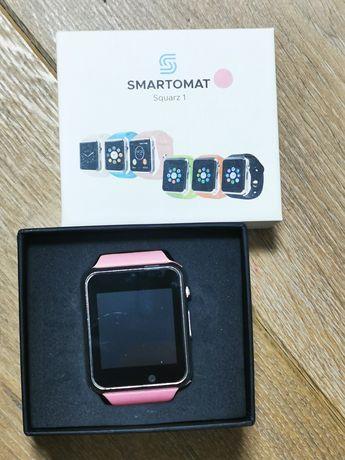 Nowy Smartwatch Smartomat Squarz 1