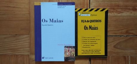 Os Maias - Auxiliares de Estudo