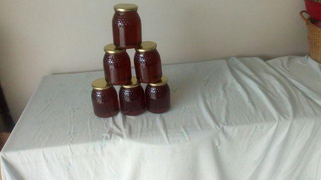 Vendo mel multiflor