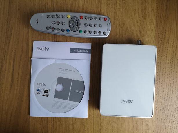 Elgato EyeTV Sat TV Tuner DVB-S/S2 Ci, dekoder Apple.