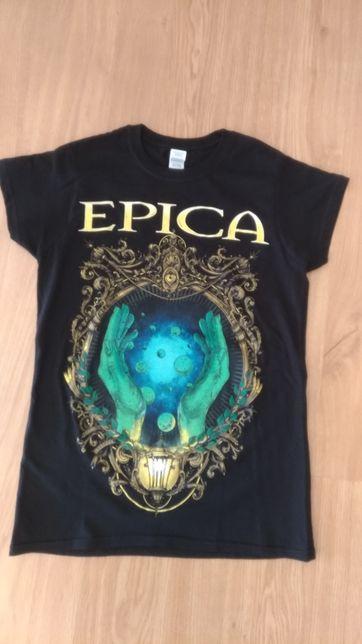 "T-shirt senhora da banda ""Epica"""