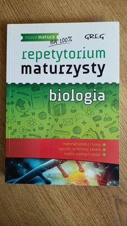 Repetytorium Greg, biologia NOWE