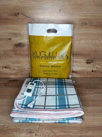 Электропростынь Kugulu , тёплая постель, Турция, отличное качество.