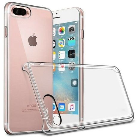 Clear Case iPhone 6 6s 7 8 SE