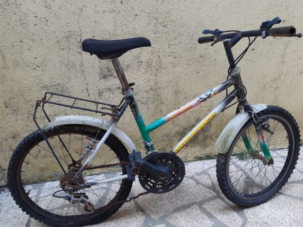 Bicicleta antiga BOM PREÇO