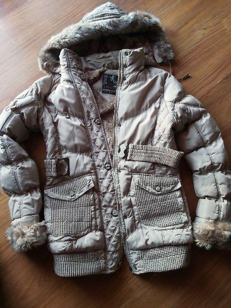 Sprzedam ciepła kurtkę zimową