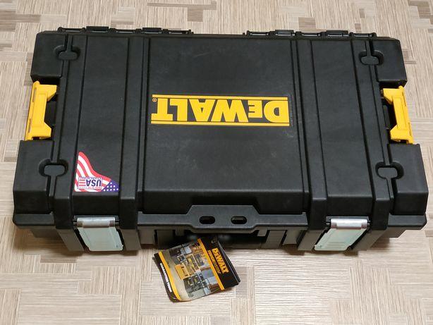 DeWalt Tough System DWST08130 ящик для инструмента чемодан