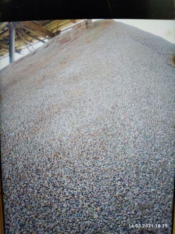 Щебень песок отсев цемент