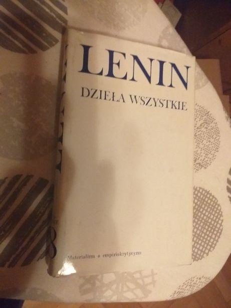 Lenin Dzieła wszystkie Tom 1 - 50 Książka i Wiedza 1984
