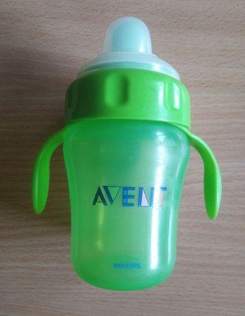 Чашка непроливайка Avent