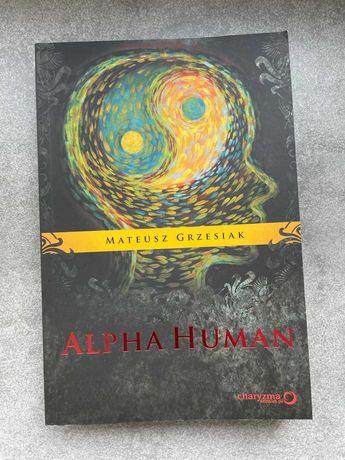 Alpha Human - Mateusz Grzesiak