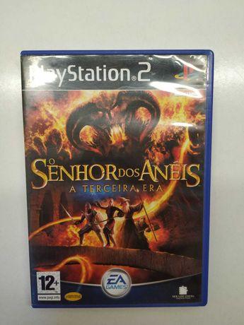 PS2 - O Senhor dos Anéis: A Terceira Era