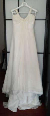 Vestido Noiva- Rosa Clará