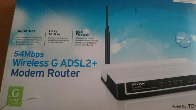 Router tp link TD-W8901G