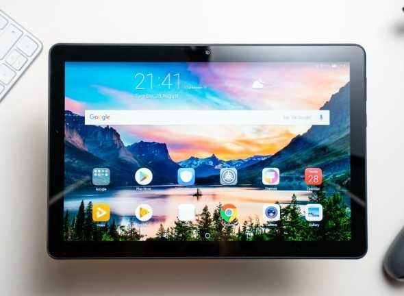 Мега Планшет телефон Samsung Galaxy TAB 10, больше свободы