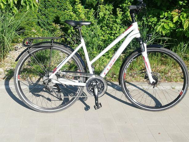 Rower trekingowy cube touring deore hydraulika rama 50 cali idealny!!!
