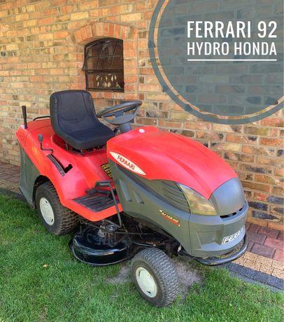 Traktorek kosiarka Ferrari castelgarden honda 16KM