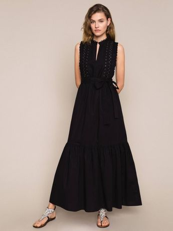 платье-макси Twinset,р 38