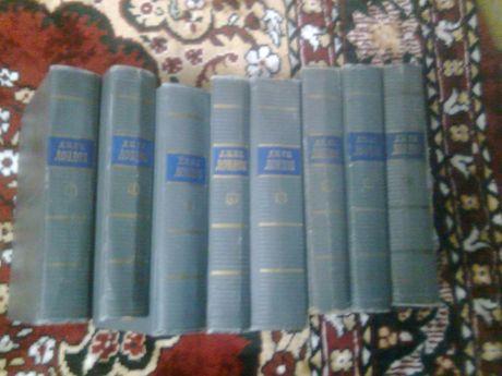 Джек Лондон Собрание сочинений в 8 томах (8 том допол.)